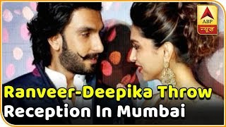 Ranveer Singh, Deepika Padukone to throw reception in Mumbai - ABPNEWSTV