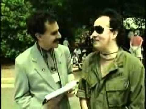 Borat Patriot Rally