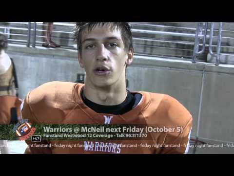 Fanstand: Westwood Post Game Week Four (2012, Remix, HD)