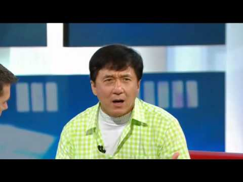 Jackie Chan on George Stroumboulopoulos Tonight Extended Interview