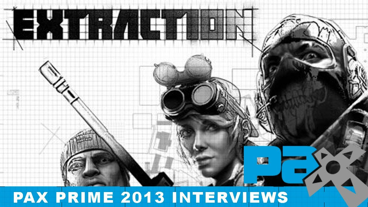 Nexon's Extraction Interview - PAX Prime 2013