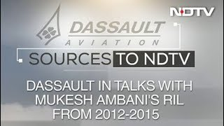 Why We Chose Anil Ambani's Firm Despite Massive Debt: Dassault Sources - NDTV