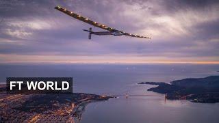 Solar plane finishes historic journey | FT World - FINANCIALTIMESVIDEOS