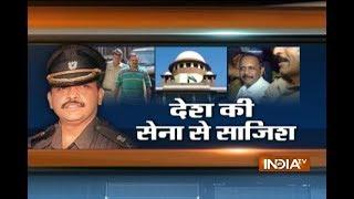 'Patriotic or Hindu Extremist': Watch big debate on 2008 Malegaon blast case accused Lt Col Purohit - INDIATV