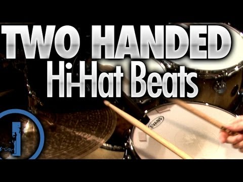 Two Handed Hi-Hat Drum Beats