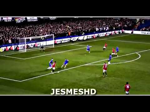 Manchester United Best Teamplay Goals in 2012-13 (HD)