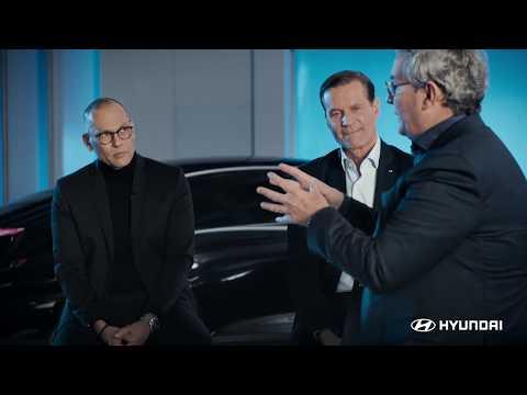 """Autoperiskop.cz  – Výjimečný pohled na auta - Hyundai představil ve video prezentaci koncepční elektromobil """"Prophecy"""" jako svou vizi budoucnosti"""
