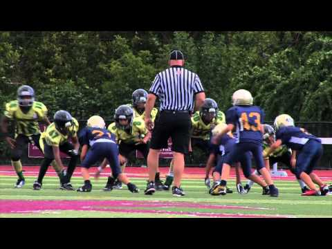 #9 Michael Gallo 2013 Sayreville Leprechaun Highlights
