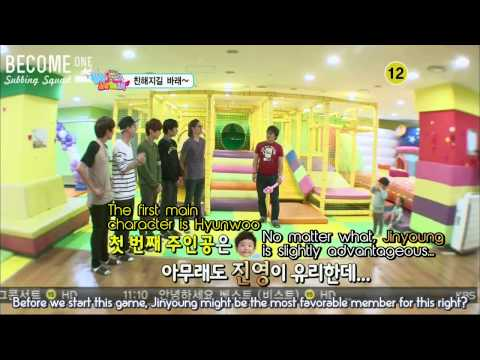 [B1SS] 120914 Hello Baby Season 6 with B1A4 - Episode 8 (4/4)