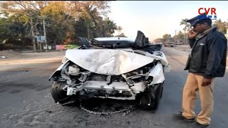 AIADMK's Villupuram MP S. Rajendran Lost His Life In Road Accident In Tindivanam l CVR NEWS - CVRNEWSOFFICIAL