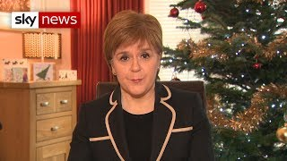 Nicola Sturgeon calls Labour a 'barrier' to Brexit progress - SKYNEWS