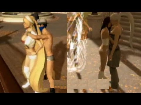 Playstation Home - Fun Emotes Full Preview (Male & Female)