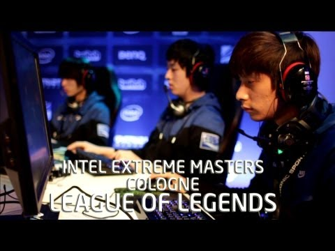 Intel Extreme Masters Cologne - League of Legends Impressions