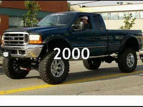 Ford Diesel Trucks