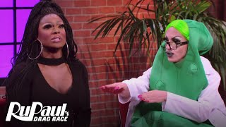 Miz Cracker & Mayhem Miller Are in a Pickle 'Sneak Peek' | RuPaul's Drag Race Season 10 - VH1