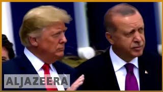 🇺🇸 🇹🇷 US threatens more sanctions on Turkey over detained pastor | Al Jazeera English - ALJAZEERAENGLISH