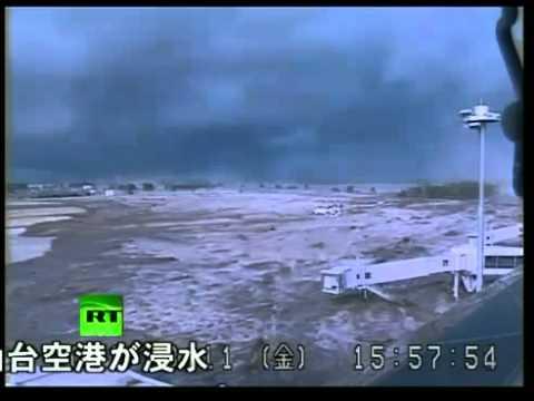 Japan earthquake  ALLAH KA AZAAB