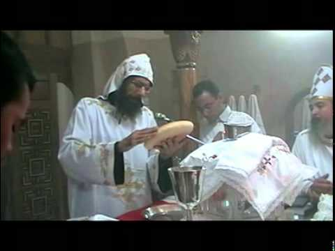 Holy Liturgy of Saturday 13-11-2010 St. George Church ((Part II))