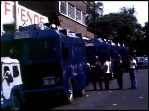 10 junio 1971 - Halcones Terrorismo de Estado