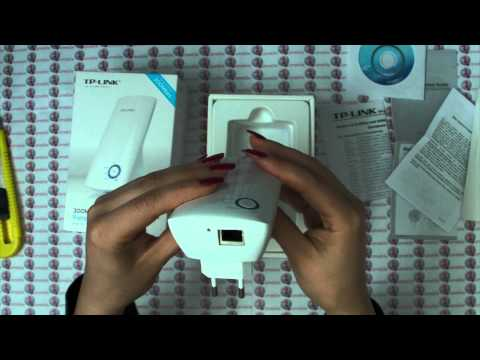 TP LINK TL WiFi Extender - WA850RE