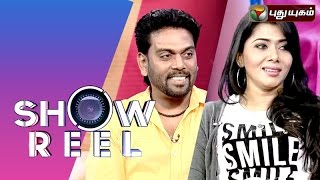 Muthukumar Wanted Movie Team in Showreel 09-08-2014  PuthuYugam TV Show