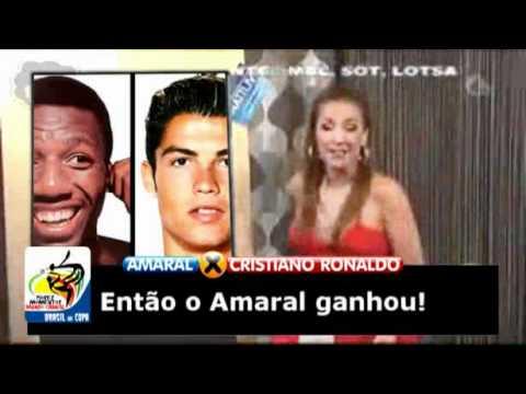 Mundo Canibal - Piores Momentos Mundo Canibal Brasil na Copa - Brasil x Portugas