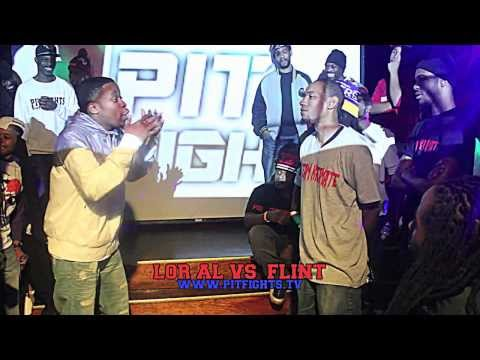 LOR AL VS FLINT: DEATHMAS 2: PIT FIGHTS BATTLE LEAGUE
