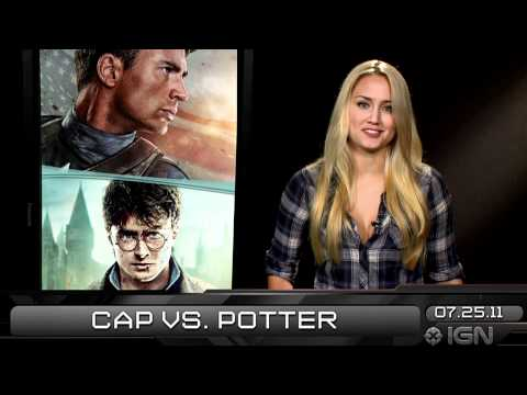 Resident Evil HD &amp; Avatar Kinect Launch - IGN Daily Fix 07.25.11