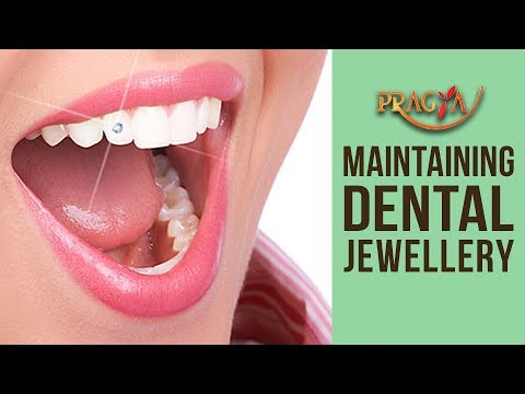 How To Maintain Dental Jewellery- Dr. Aruniman Singhal (Cosmo Dentist)