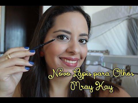 Novo Lápis de Olho da Mary Kay