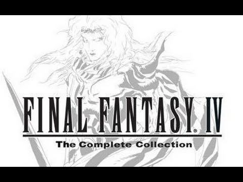 Final Fantasy IV: Complete Collection Video Review