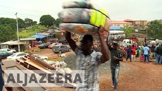 Sierra Leone mudslides: More evacuations expected as death toll rises - ALJAZEERAENGLISH