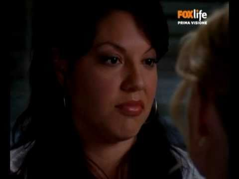 5x20 - Callie e Arizona - Callie litiga con suo padre