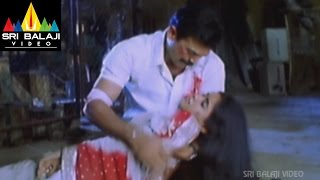 Gharshana Movie Venkatesh Emotional Scene | Venkatesh | Asin | Sri Balaji Video - SRIBALAJIMOVIES