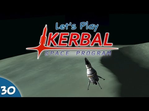 Kerbal Space Program - Cliffhanger