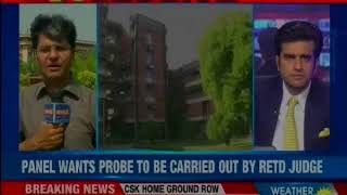SC/ST panel chairman chief speaks exclusively to NewsX over Dalit professor's alleged harassment - NEWSXLIVE