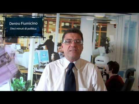 """""""Dentro Fiumicino"""" - Dieci minuti di politica"""
