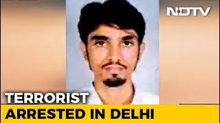 Indian Mujahideen Terrorist, Accused In 2008 Gujarat Blasts, Arrested - NDTV