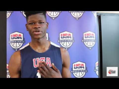 Mohamed Bamba Looking To Lead USA Team To A Nike Hoop Summit Victory