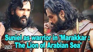 Suniel Shetty as fierce warrior in Priyadarshan period thriller - IANSLIVE