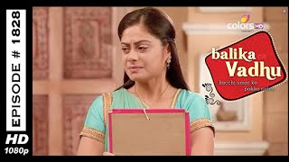 Balika Vadhu : Episode 1820 - 26th February 2015