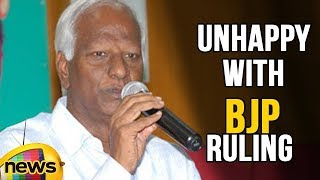 Deputy CM kadiyam Srihari Unhappy with BJP Ruling | Mango News - MANGONEWS