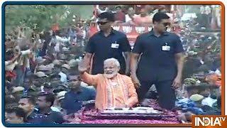 Narendra Modi लोगों की उम्मीदों पर खरे उतरे इसका प्रमाण आप देख रहे हैं Varanasi में - Somabhai Modi - INDIATV