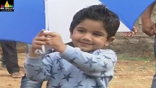 Allu Arjun Son Allu Ayaan at Haritha Haaram   Sri Balaji Video - SRIBALAJIMOVIES