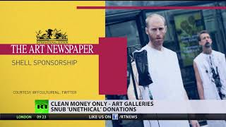 Clean money only: UK art galleries refuse US trust donations that were made from opioid crisis - RUSSIATODAY