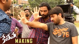 Keshava Movie DOP Divakar Mani Making   Nikhil   Ritu varma   Isha Koppikar  TFPC - TFPC