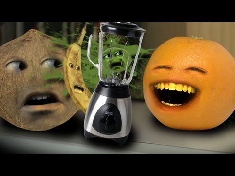 Annoying Orange - He Will Mock You
