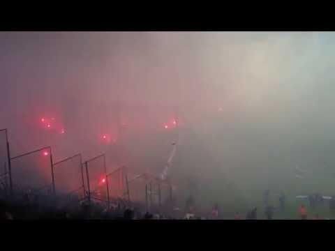 Paok Olympiakos gavroi mounia HD 16/4/2014