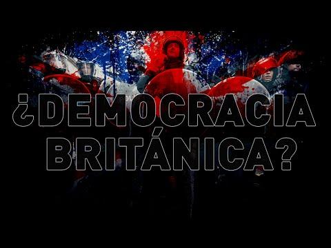 """Londres: La policía desaloja a manifestantes de """"Occupy Democracy"""""""