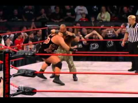 JWO invades TNA Turning Point 2008